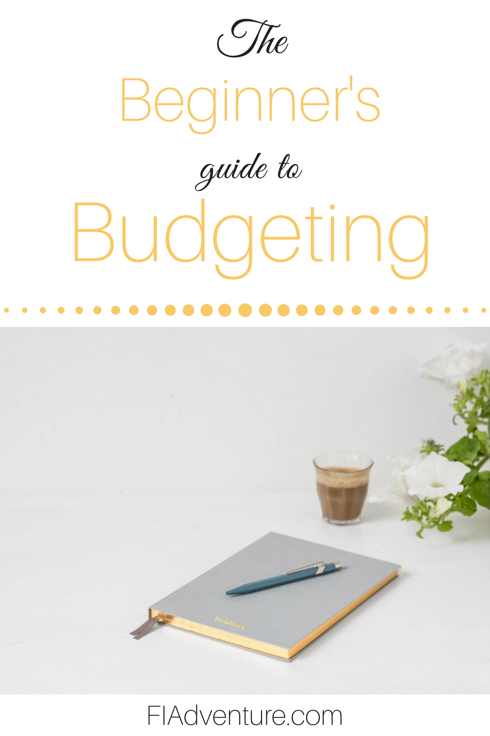 Creating a budget shouldn't be a stressful experience. With just 5 easy steps you can build a basic budget to help you get your financial life in order. All you need is a little time, a piece of paper, and your bank statements to get started...