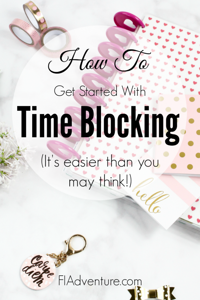 How to Get Started With Time Blocking