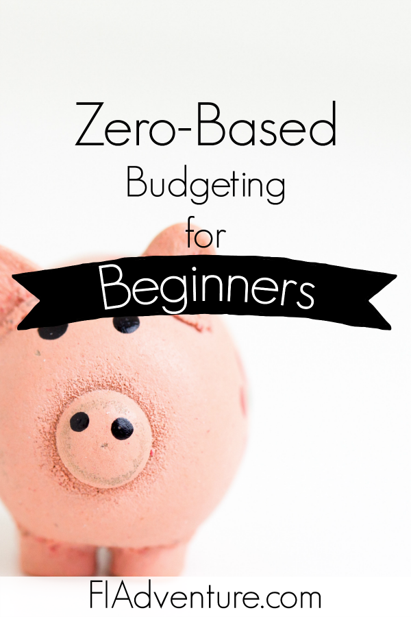 Zero-Based Budget for Beginners