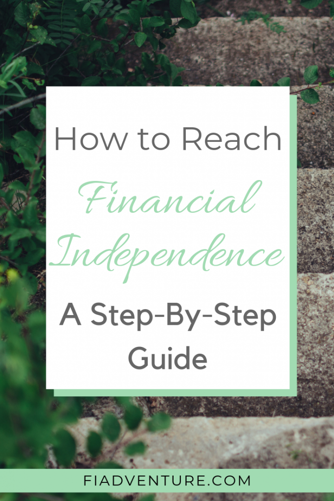 How to Reach Financial Independence A Step-by-step guide