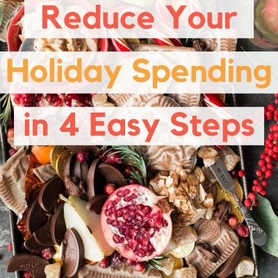 Reduce Holiday Spending with a Holiday Spending Plan