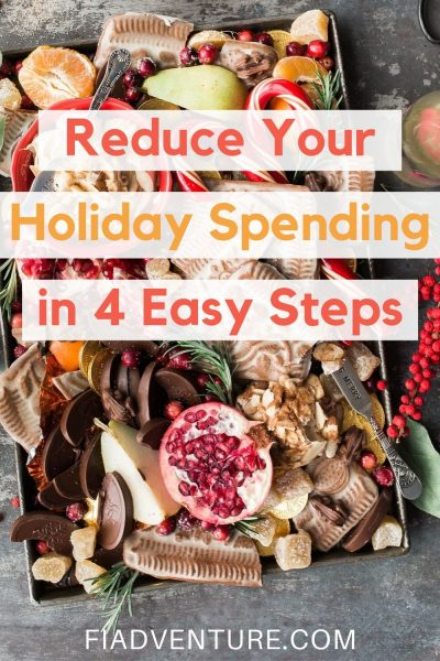 Reduce Holiday Spending in 4 Easy Steps