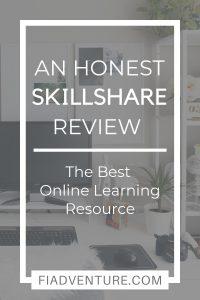 An honest skillshare review - the best online resource